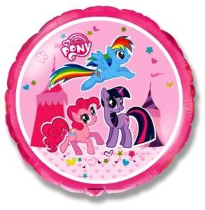 Circus Pink MLP 401565 RD 293x300 Circus Pink MLP 401565 RD